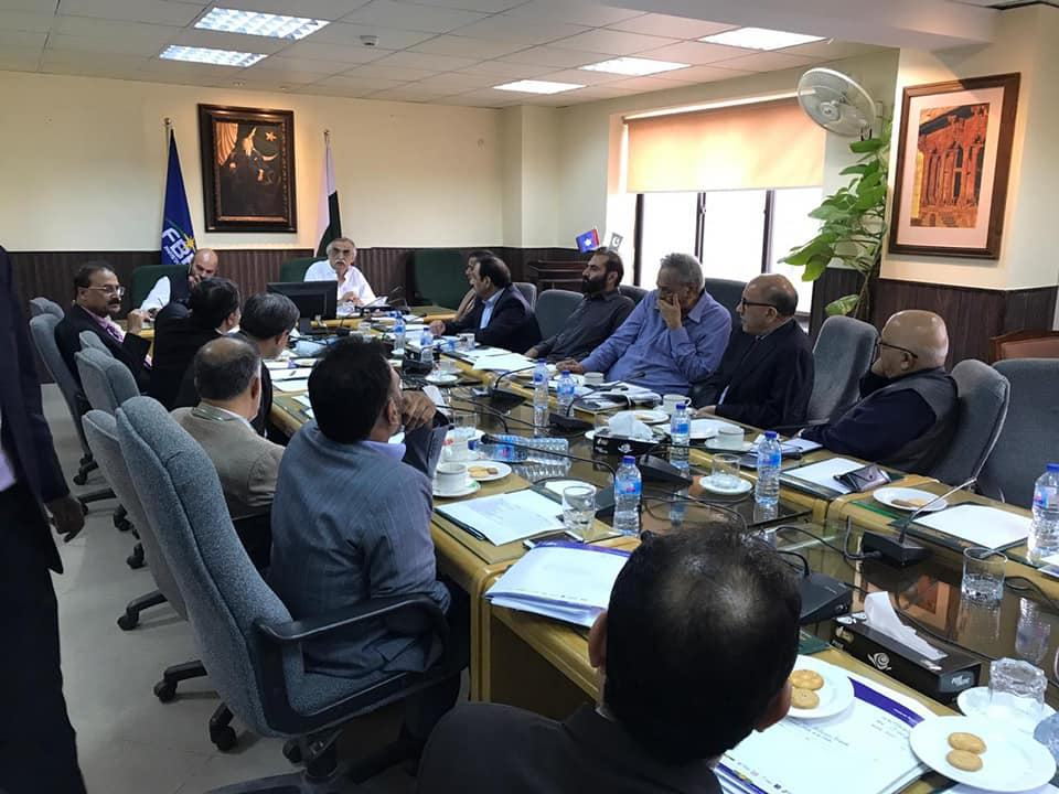 Provincial Revenue Authorities meeting with FBR